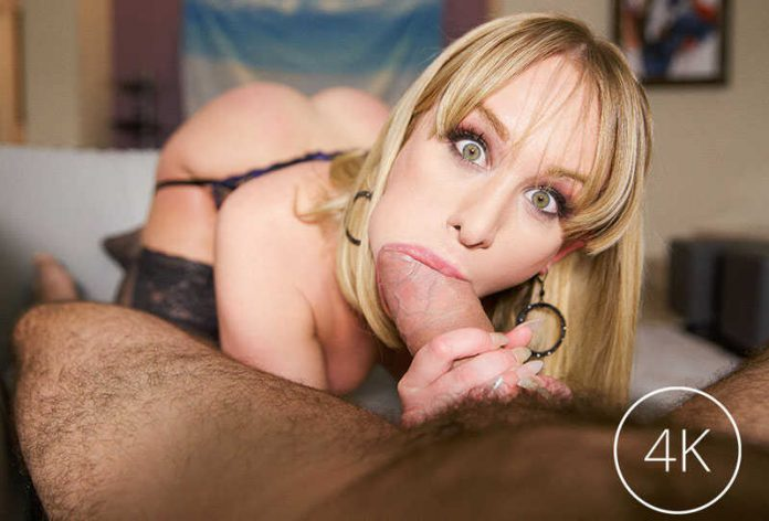 Daisy Stone - Daisy Stone Is Not Sure If Manuel's Cock Will Fit In Her Tight Ass